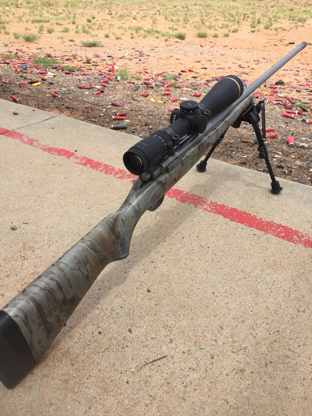 leupold vx-5hd tracking