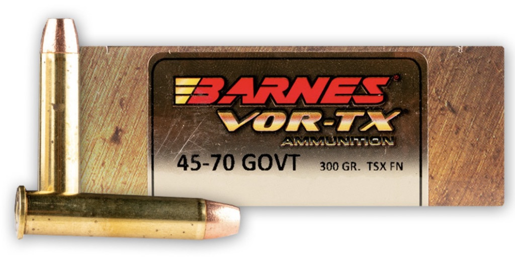 Best .45-70 Ammo For Hunting Deer, Bear, Moose, & Other Big Game buffalo barnes