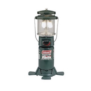 best gifts for hunters coleman propane lantern