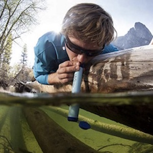 best gifts for hunters life straw
