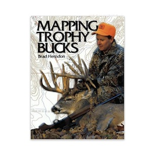 best gifts for hunters mapping trophy bucks