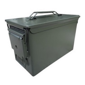 best gifts for hunters surplus ammo can