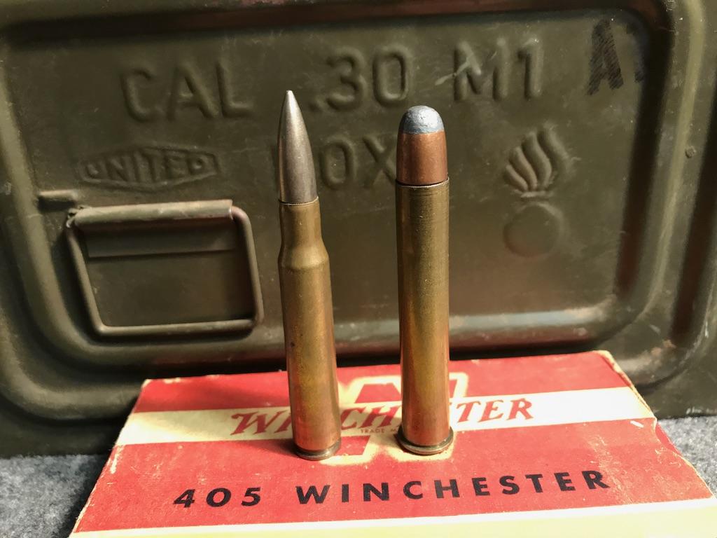 405 winchester vs 30-06
