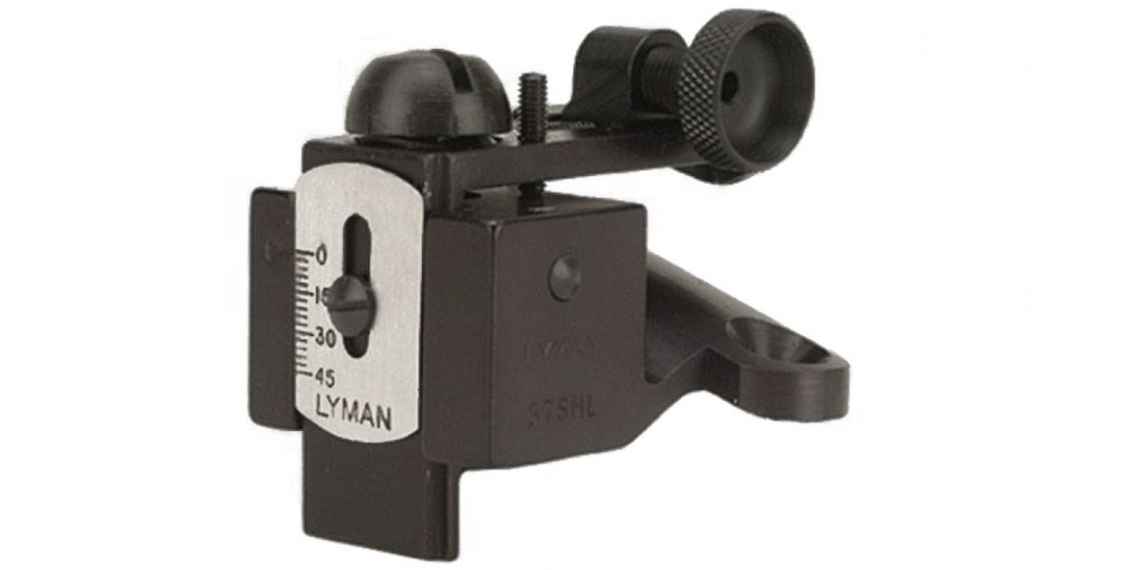best muzzleloader sights lyman peep sight