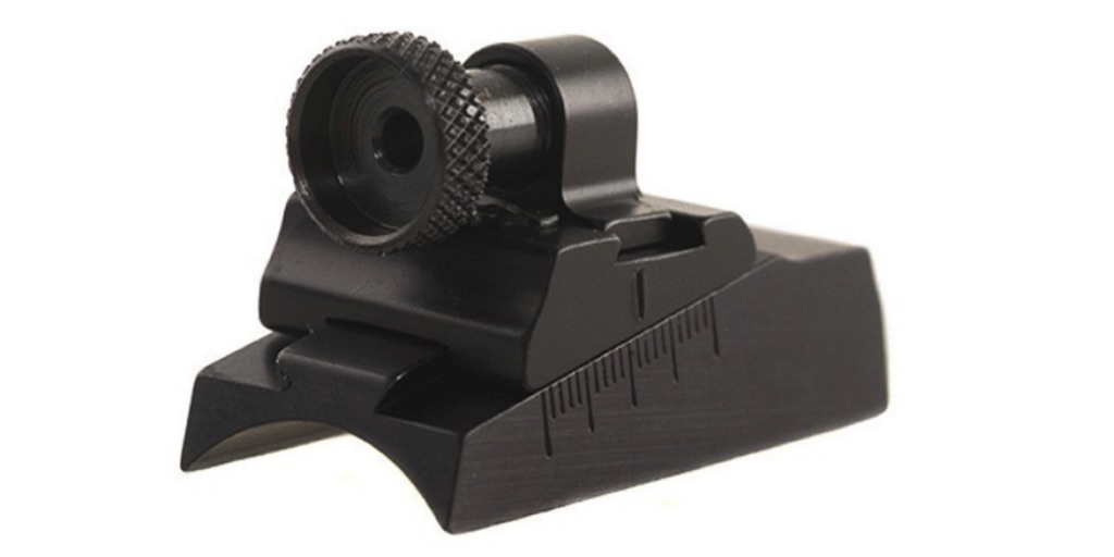 best muzzleloader sights williams peep sight
