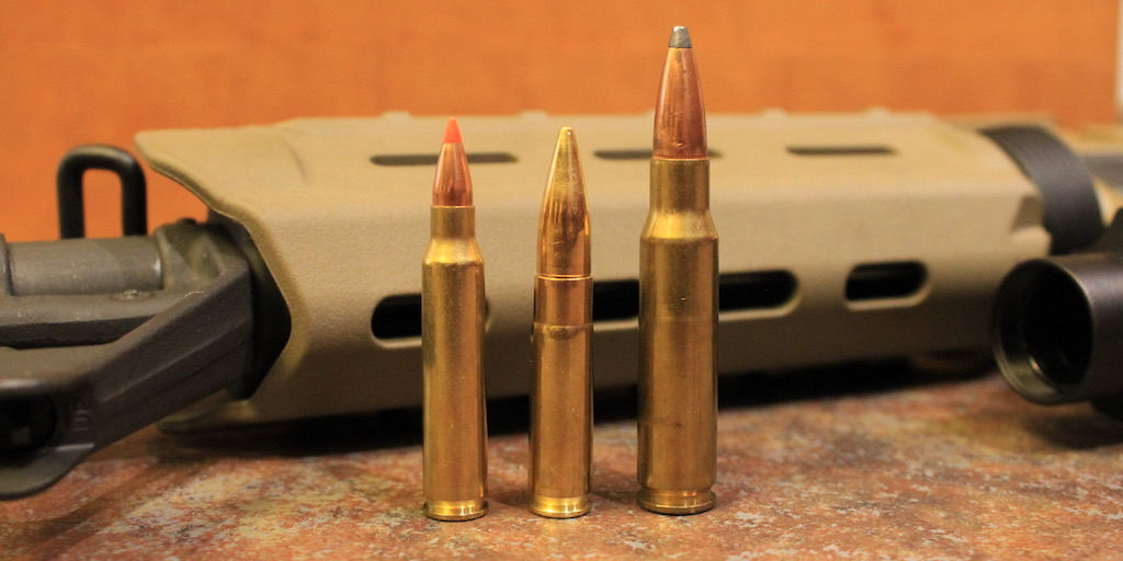 5.56 vs 300 Blackout vs 308 Winchester featured