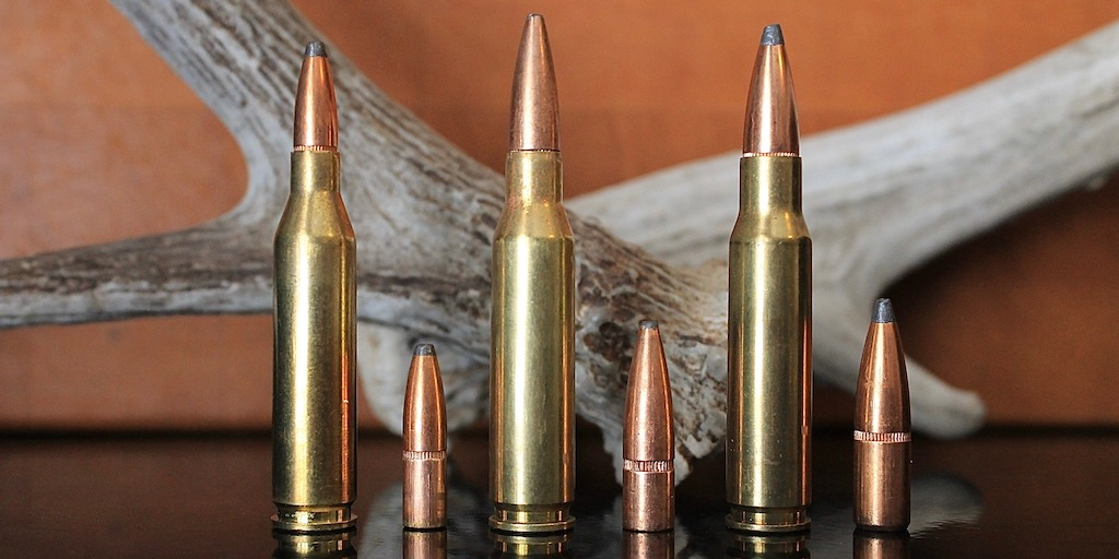 photo of 243 vs 308 vs 7mm-08 bullets