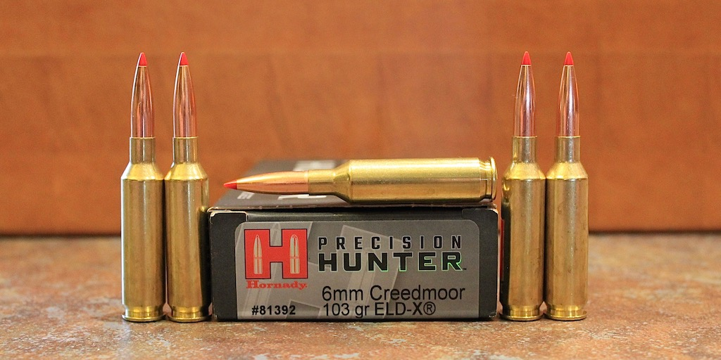 picture of 6mm creedmoor ammunition