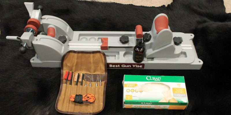 9 Vital Items Every Gun Cleaning Kit Needs In 2019 | Big