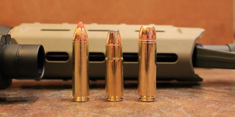 450 Bushmaster vs 458 SOCOM vs 50 Beowulf: Battle Of The Big