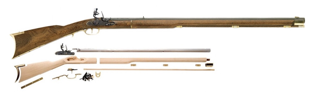 picture of best muzzleloaders kentucky rifle