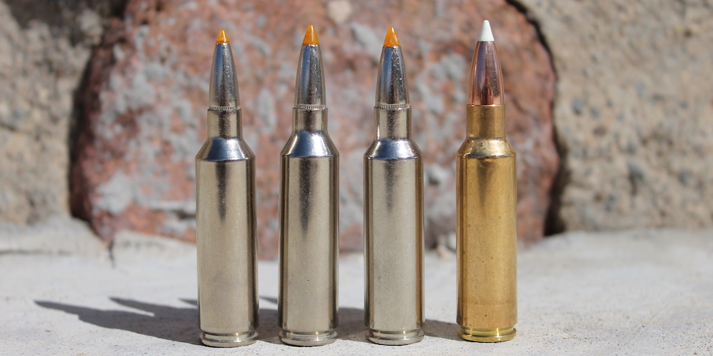 picture of winchester short magnum cartridges