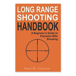 picture of best gifts for hunters long range shooting handbook
