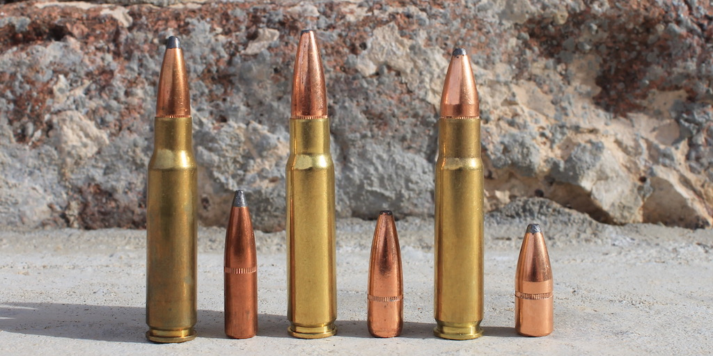 picture of 338 federal vs 308 winchester vs 358 winchester