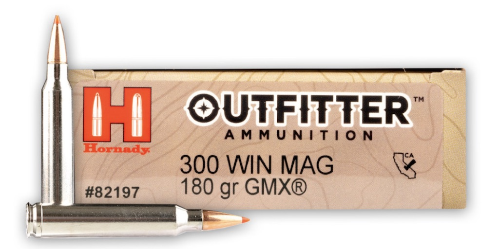 picture of best 300 win mag ammo for hunting hornady outfitter