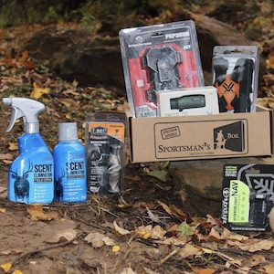 picture of best gifts for hunters sportsmans box