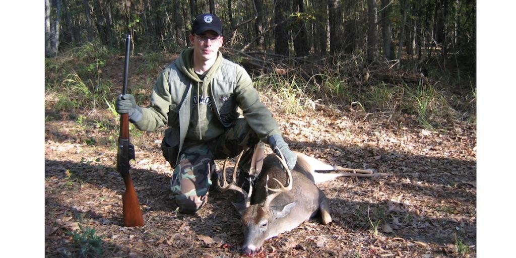 picture of john mcadams thanksgiving buck