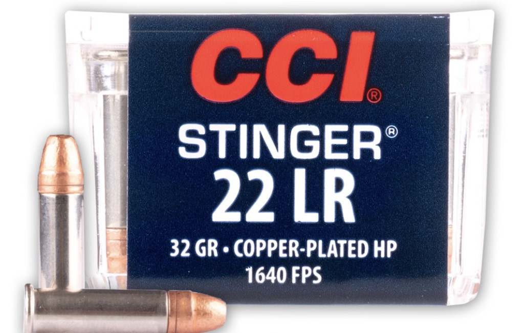 picture of best 22lr ammo for hunting cci stinger
