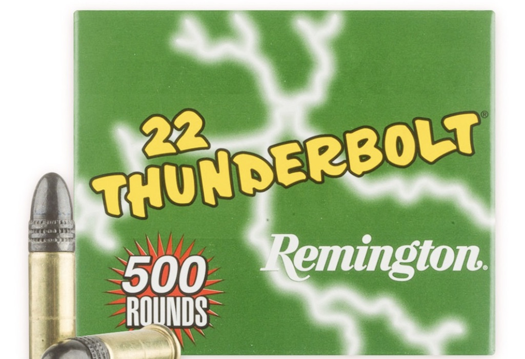picture of best 22lr ammo for hunting remington thunderbolt