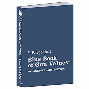 picture of best gifts for hunters gun blue book