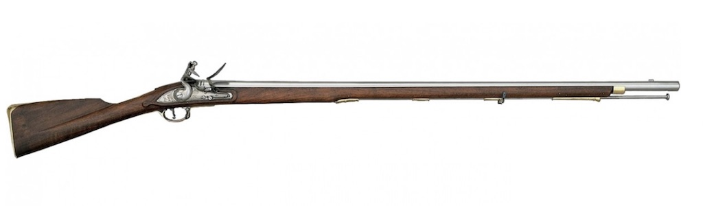 picture of best traditional muzzleloaders brown bess