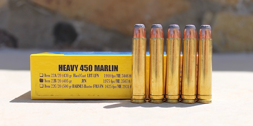 picture of 450 marlin