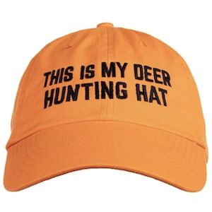 picture of best gifts for hunters deer hunting hat