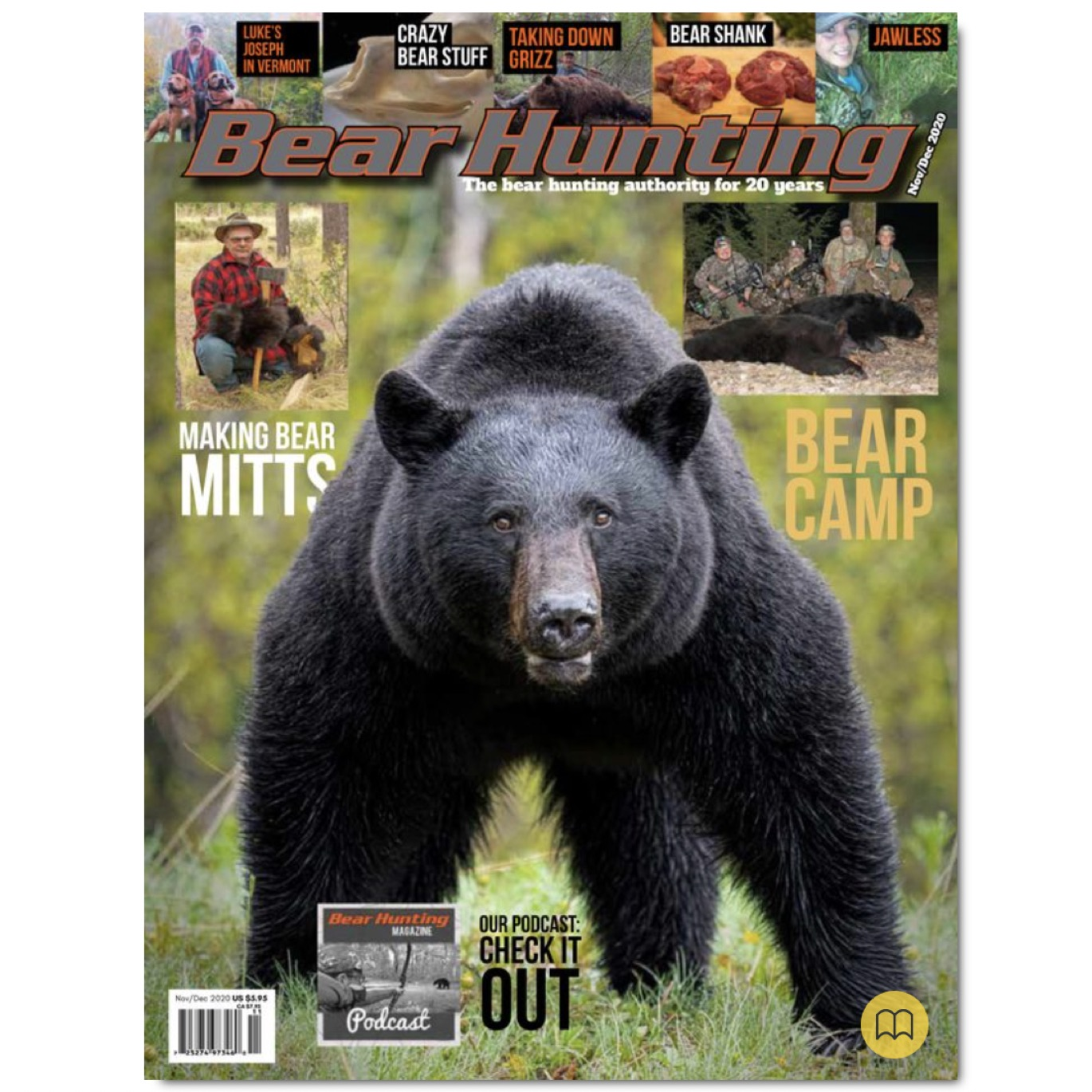 picture of best gifts for hunters bear hunting magazine