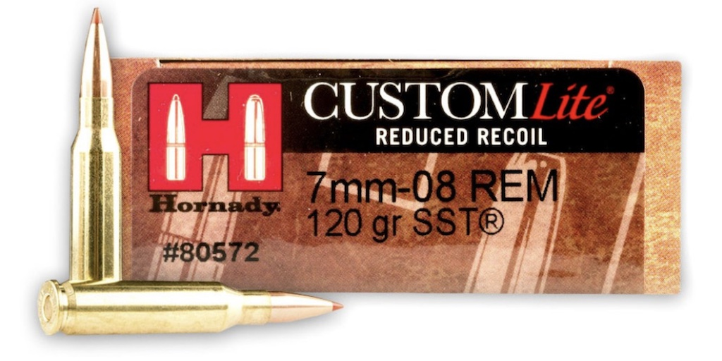 Best 7mm-08 Ammo For Hunting hornady lite