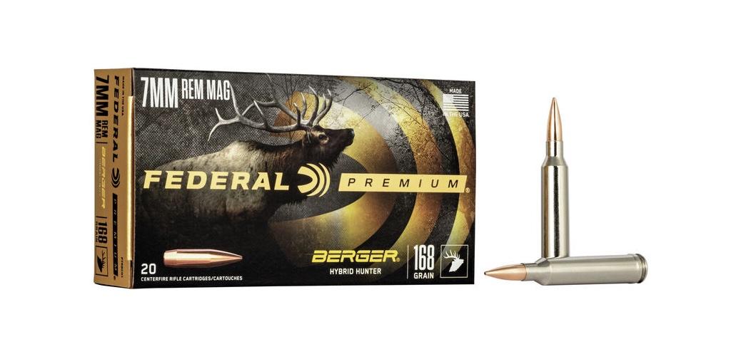 picture of best 7mm rem mag ammo for elk and deer berger