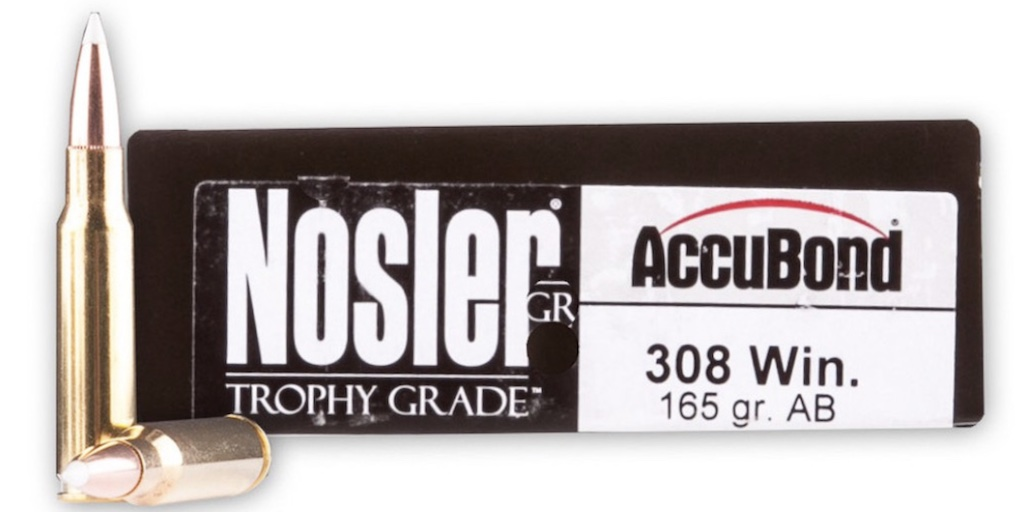 picture of Best 308 Ammo For Hunting Deer, Elk, Hogs, & Other Game accubond