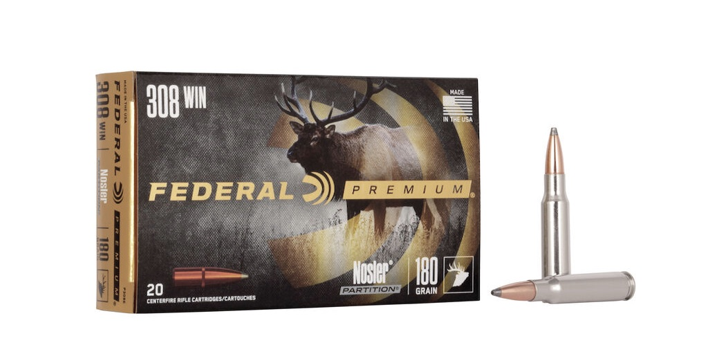 picture of Best 308 Ammo For Hunting Deer, Elk, Hogs, & Other Game partition