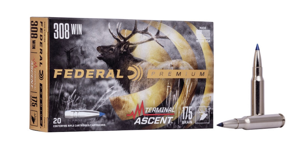 picture of Best 308 Ammo For Hunting Deer, Elk, Hogs, & Other Game terminal ascent