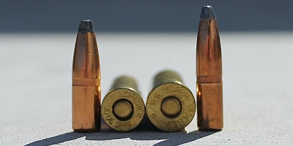 picture of 7mm rem mag vs 30-06 bullets