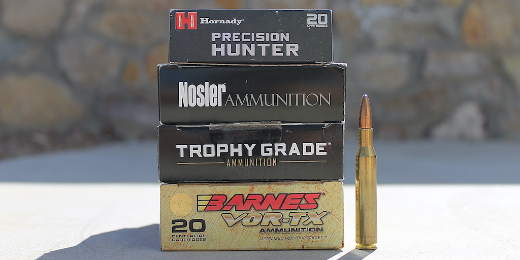 picture of best 270 ammo for deer and elk