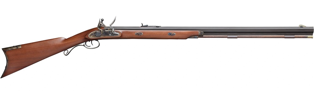 picture of best traditional muzzleloader lyman great plains rifle signature