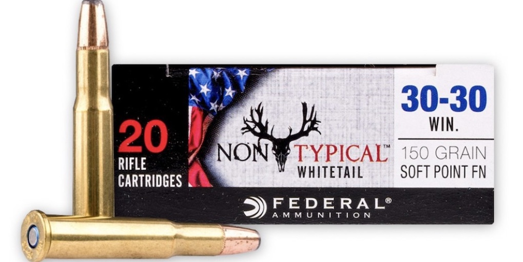picture of best 30-30 ammo for hunting non-typical