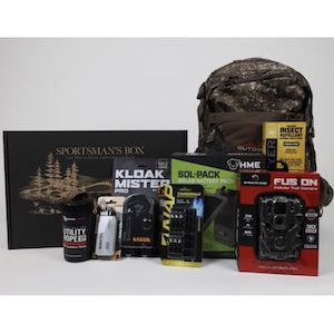 picture of best gifts for hunters buddy outdoors gear box