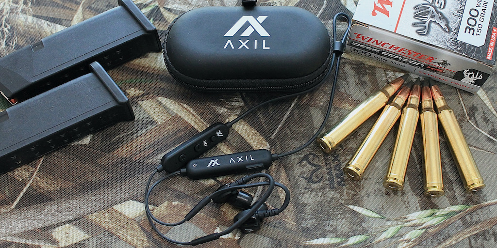 picture of axil gs extreme earbuds review