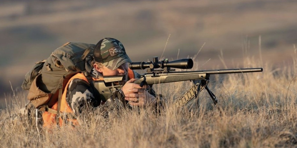 picture of best long range muzzleloaders
