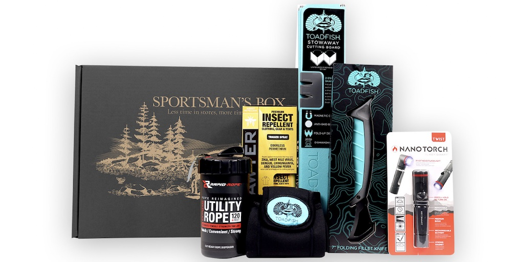 picture of sportsman's box review weekender
